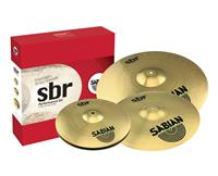 SABIAN SBR PERFORMANCE SET činel
