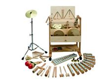 Orff komplet Goldon Music Trolley 2