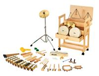 Orff komplet Goldon Music Trolley 1