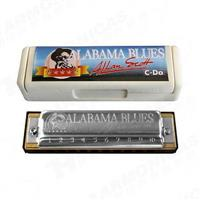 Hohner Alabama Blues Allan Scott orglice
