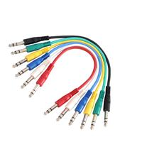 Adam Hall Patch cable set (5kom)
