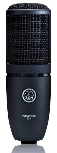 AKG PERCEPTION P120 kond.studijski mikrofon