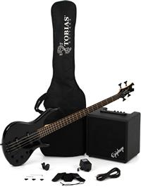 Epiphone Toby Bass Performance Pack, el. bas set